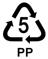 PP5 Reuseable Recyclable Sacks