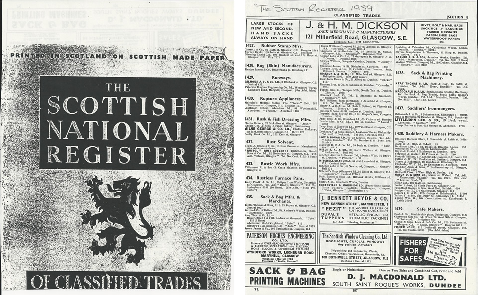 Scottish National Register