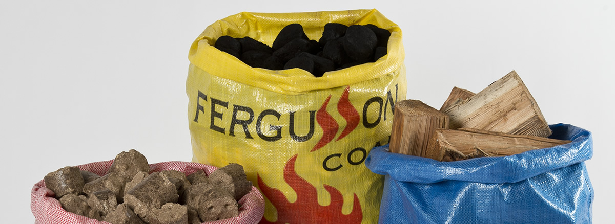 Coal Sacks and Log Sacks