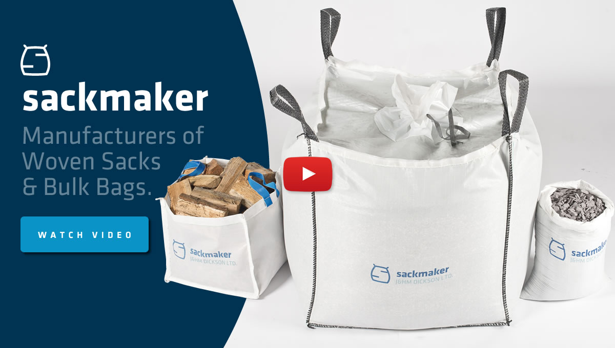 Manufacturing Woven Polypropylene Sacks Video