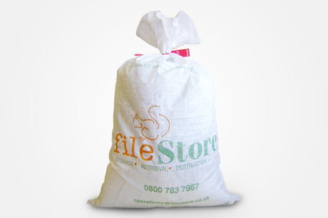 Lightweight Waste Paper Sacks