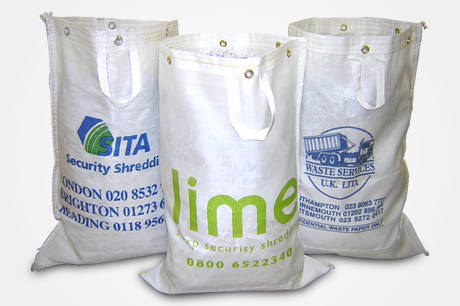 Heavyweight Waste Paper Sacks