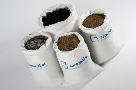 Woven PP Sacks & Sandbags