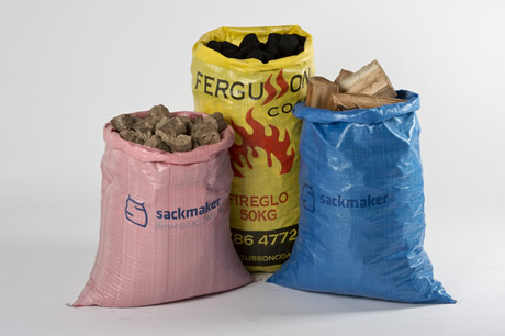 Coal & Log Sacks